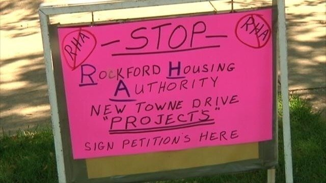 Petition Rockford Housing Authority The City Of Rockfordil Vote