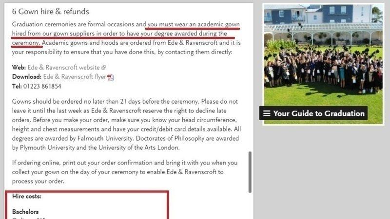 Petition · Falmouth University: Revoke the Mandatory Payment for ...