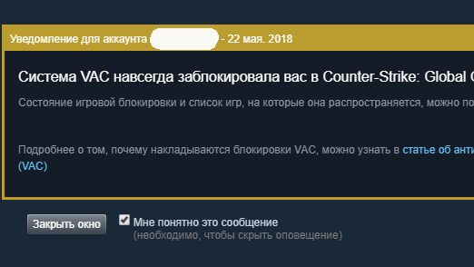 what is vac in csgo