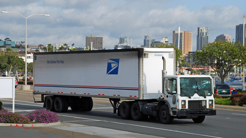 Petition 183 Department Of Public Safety All Usps Tractor