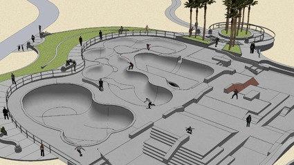 Imagini pentru skatepark project