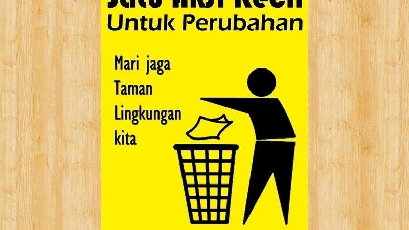 Petisi Tambahkan Tempat Sampah Untuk Tingkatkan Kebersihan Taman
