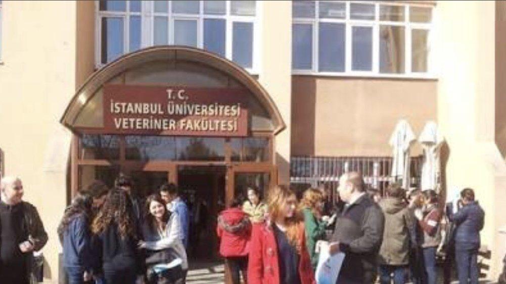 Petition Update Istanbul Universitesi Veteriner Fakultesi