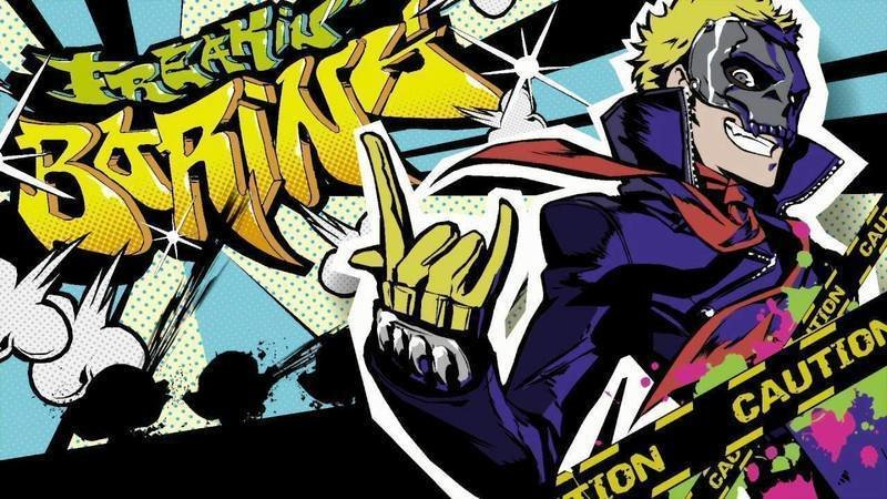 Petition Let Ryuji Say F In Persona 5 Change Org