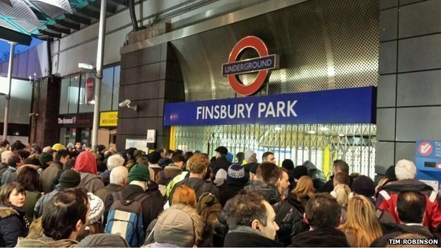 Petition Say No To Tube Strike Change