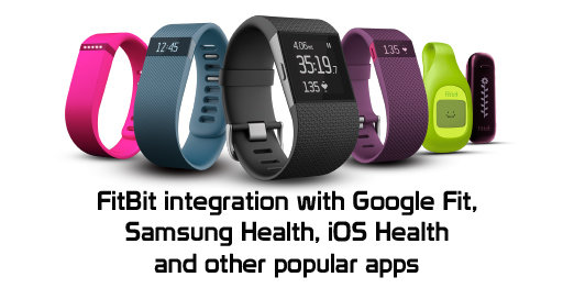 Ask FitBit Integration With The Most Popular Fitness Apps Google Fit Apple Health Etc