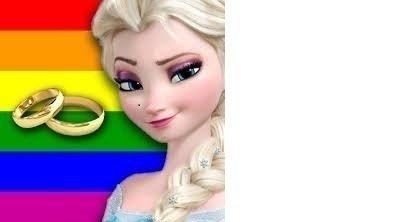 petition the walt disney company walt disney make queen elsa a