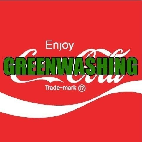 Image result for cocacola greenwash