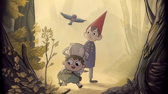 Petition Cartoon Network Release Over The Garden Wall On Dvd