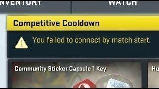 CS gå matchmaking cooldown bypass