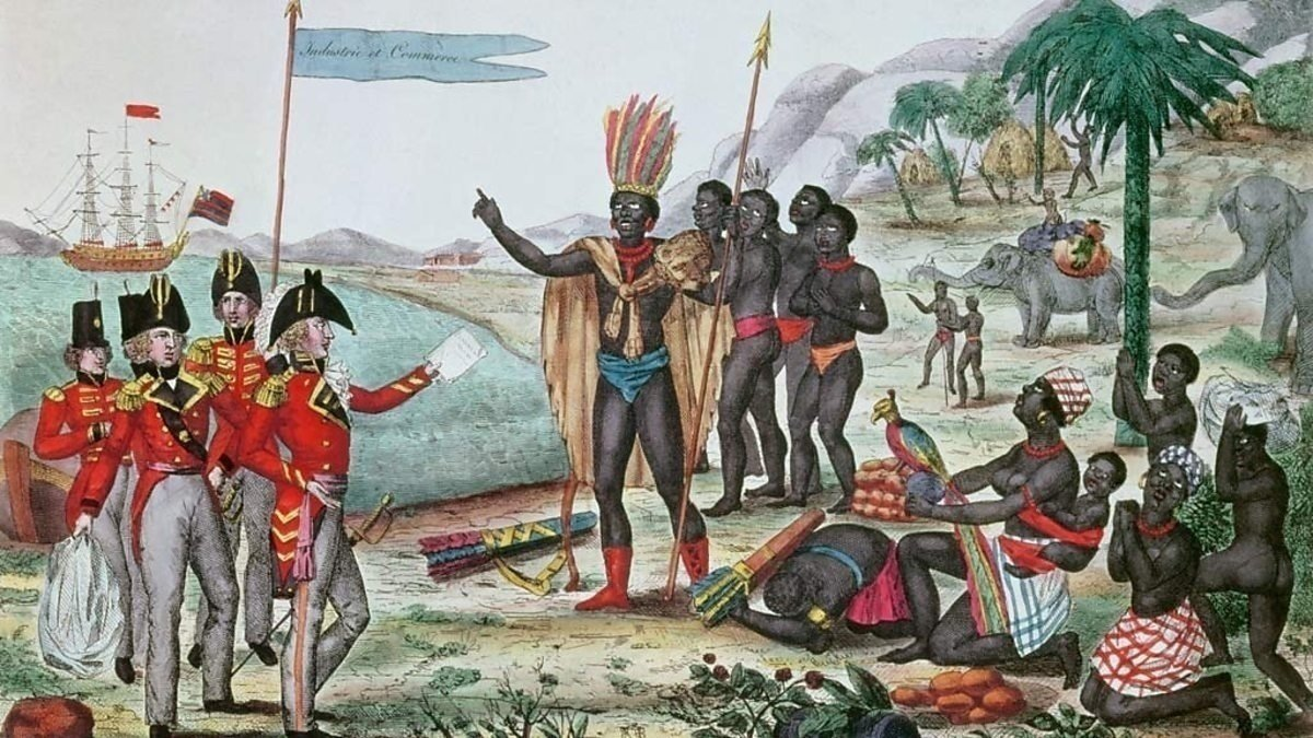 Petition · Teach British children about the realities of British  Imperialism and Colonialism · Change.org