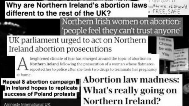 the topic of abortion Q3 why is abortion such a controversial issue a3abortion is one of those issues which polarises opinion it is something which many people have strong feelings for or against and in some cases this has resulted in protest and violence.
