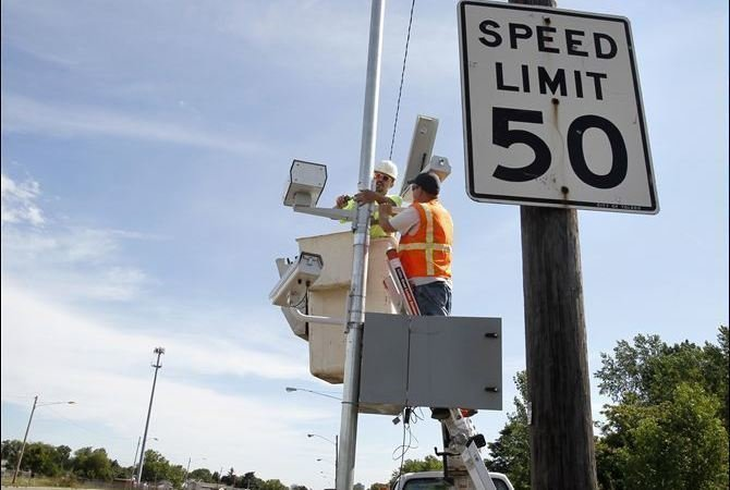 Petition · Remove The Speed Only Cameras on The Anthony