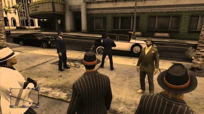 Petition · Rockstar Games: Grand Theft Auto 5 Crime Families DLC