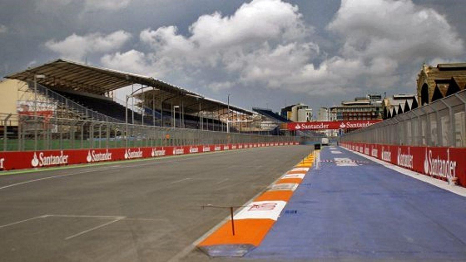 Circuito Valencia F1 : Petición · ayuntamiento de valencia ¡que el circuito urbano de