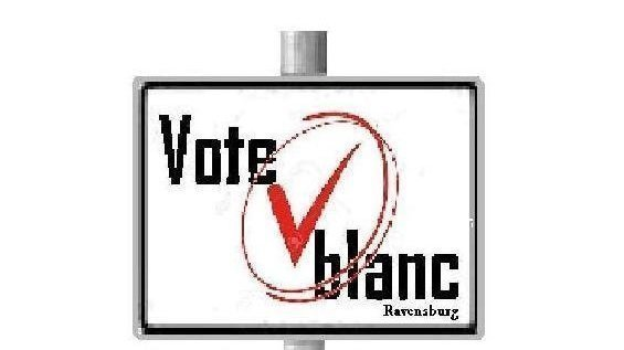 "ed976a8a690aa ""Vote Blanc"" bei den kommenden Wahlen am 26. Mai 2019"