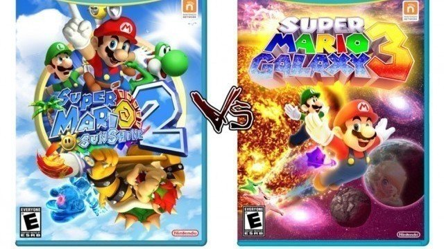 Petition Everyone We Need A Super Mario Sunshine 2 And Galaxy 3