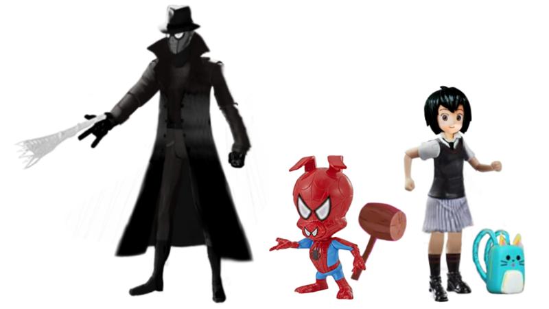 Miles Morales Spider-Man into the spiderverse figura de acción Hasbro
