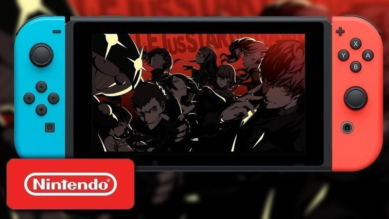 Petition · Petition for Persona 5 on Nintendo Switch · Change org