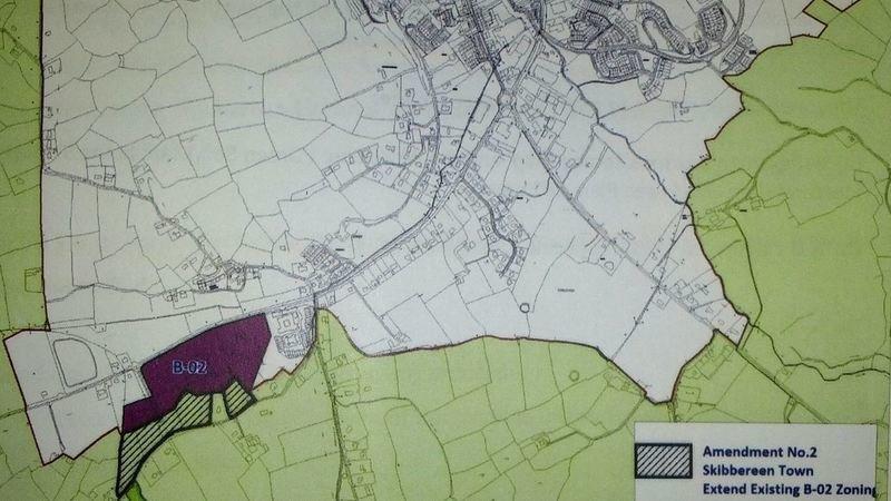 Skibbereen Ireland Map.Petition Cllr Joe Carroll No To The Plastics Factory In