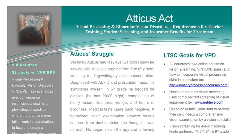 Petition update · #AtticusAct is done   now to get it passed