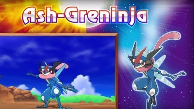 how to get ash greninja in pokemon sun