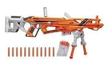 Get Quotations · Toys r us dulong series sided launchers nerf soft bullet gun  toy gun
