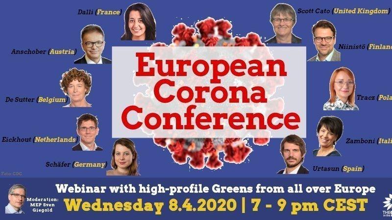 Corona Deutschland Konferenz