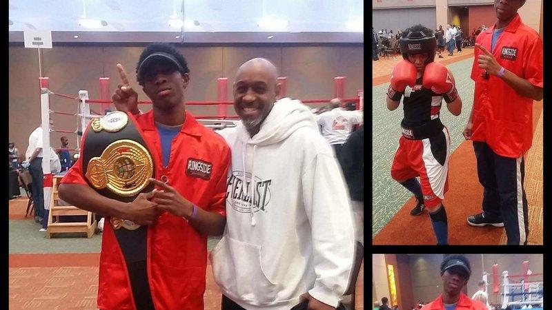 coach harris boxing usa ronald change bring