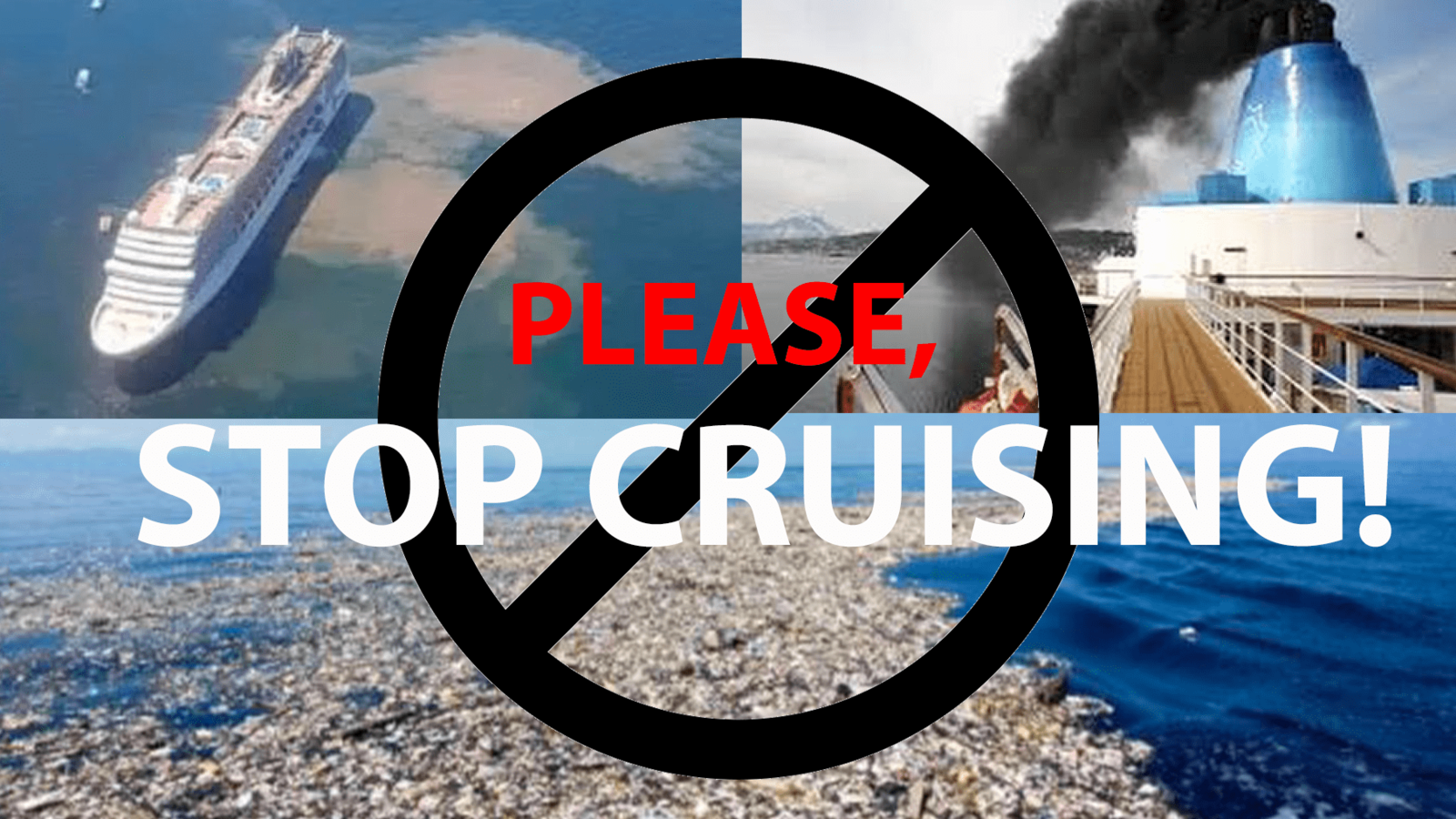Pétition · Stop Cruising! For An International Ban on ...