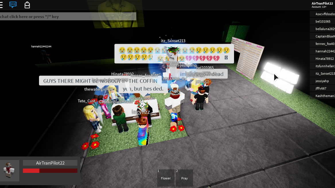 Petition Remove The Cameron Boyce Memorial Game On Roblox