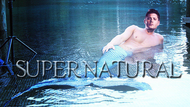 how to turn into a merman