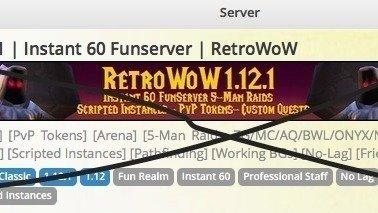 Petition · Blizzard Entertainment: Shutdown RetroWoW