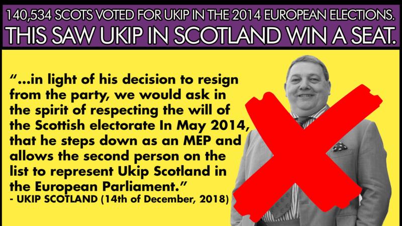 34bec2e197ec Petition · UKIP  DAVID COBURN TO STEP DOWN AS MEP · Change.org
