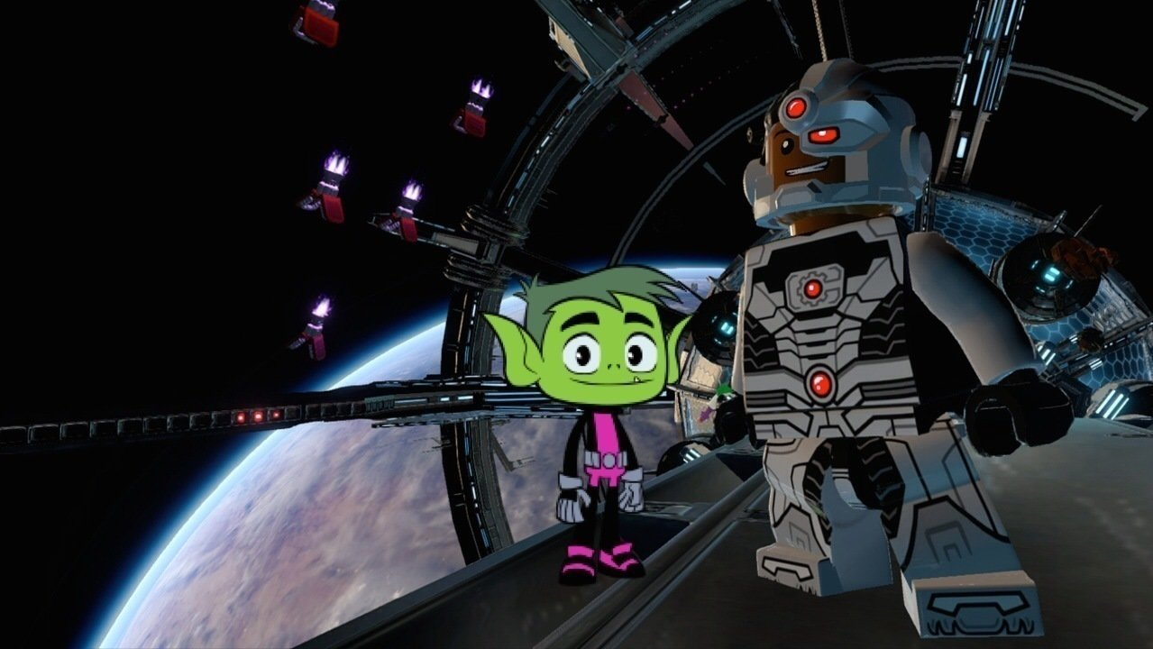 Petition · Add Beast Boy and Bane Transformation to LEGO ...
