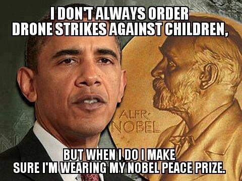 Petition · Revoke Barack Obama's Peace Prize · Change.org