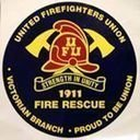 firefighter and support party