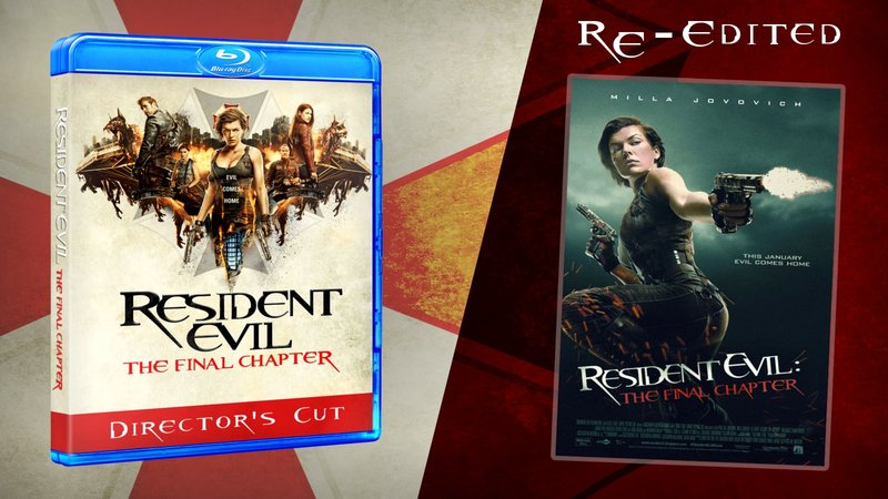 Petition · Paul W S  Anderson: Re-edit Resident Evil: The