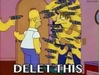 Image result for delet this