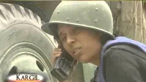 Petition update · How Barkha Dutt Helped Terrorist In Kargil