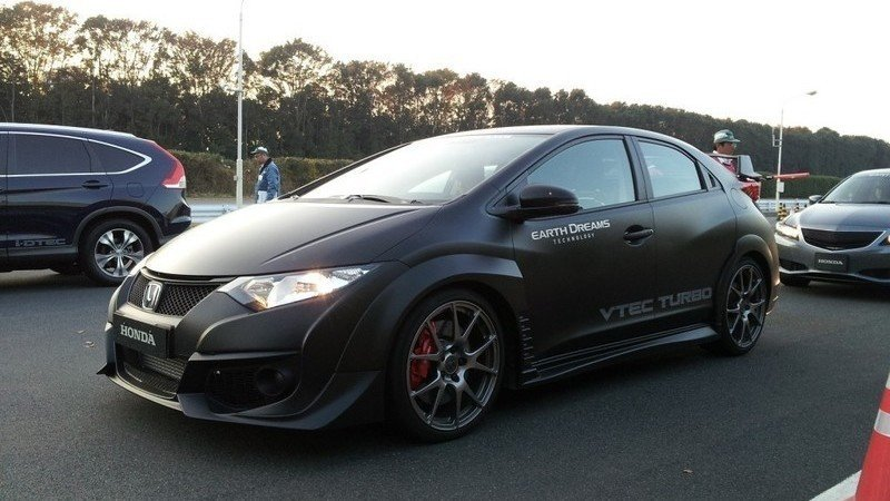 Bring The 2015 Civic Type R VTEC Turbo To North America