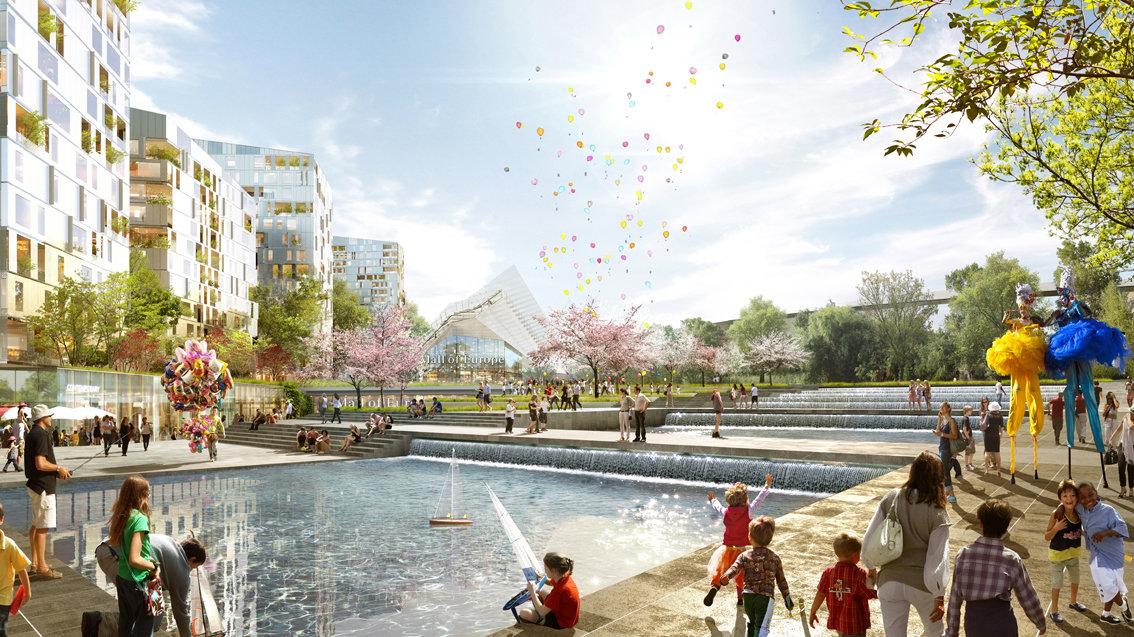 Petition gouvernement de la r gion de bruxelles capitale for Boulevard jardin botanique