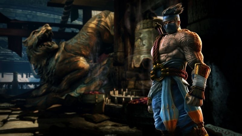 Petition · Netherrealm Studios: Jago from Killer Instinct