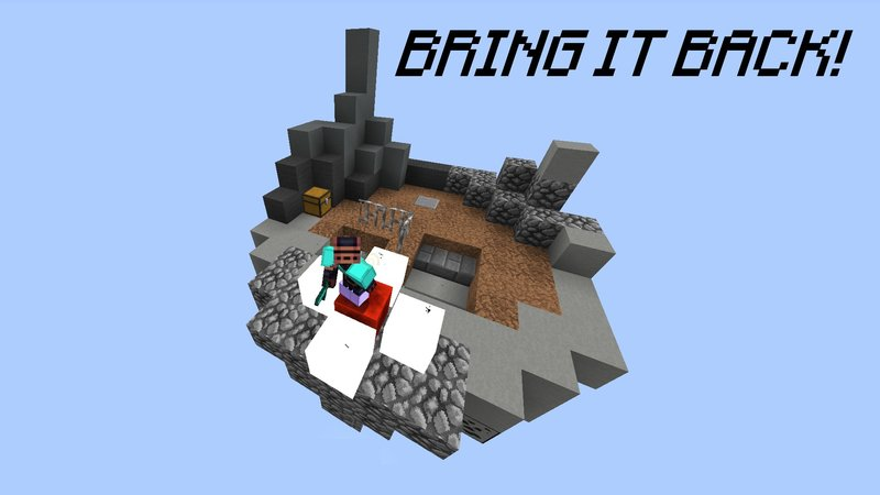 Petition · Hypixel Server: Bring TNT Jumping Back! · Change org