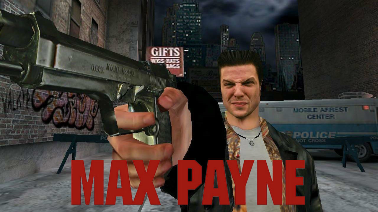 Petition · Make A Remaster of Max Payne 1 And 2 · Change.org