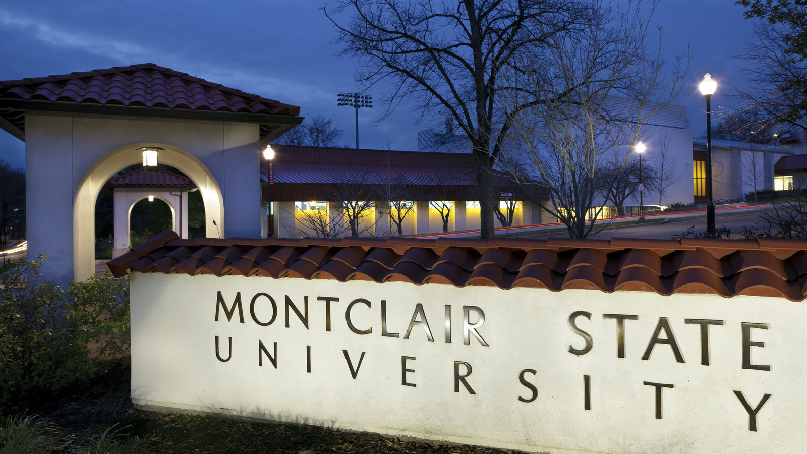 an admission letter to montclair state as a commuter