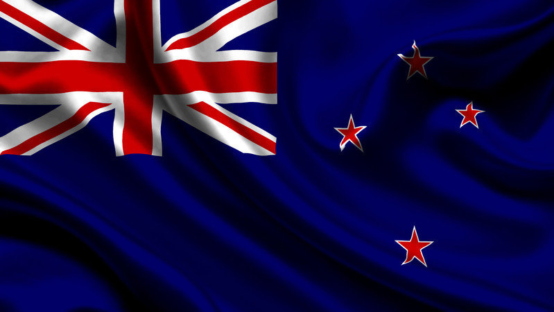 new zealand flag - photo #9