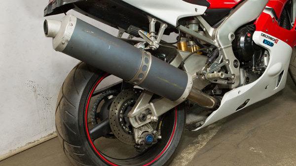 Как сделать свой мотоцикл громче 115