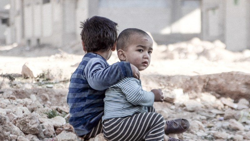Petition · Federal Government: Save the Children in Syria · Change org