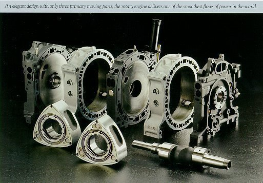 Petition · Reproduce mazda rotary engine parts to keep the